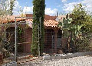 Casa en ejecución hipotecaria in Pima Condado, AZ ID: F4035209