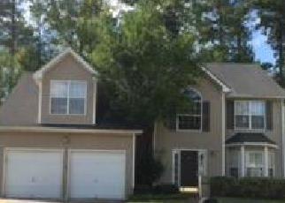 Casa en ejecución hipotecaria in Fairburn, GA, 30213,  MAHOGANY CT ID: F4039399