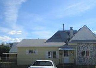 Casa en ejecución hipotecaria in Butte, MT, 59701,  S IDAHO ST ID: F4039705