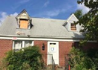 Foreclosure Home in Glen Burnie, MD, 21061,  MELROSE AVE ID: F4044705