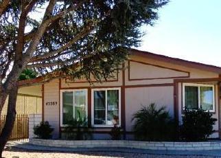 Casa en ejecución hipotecaria in Hemet, CA, 92544,  WALDEN WAY ID: F4051839