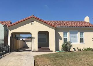 Foreclosure Home in Los Angeles, CA, 90047,  S HARVARD BLVD ID: F4051937