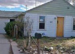 Casa en ejecución hipotecaria in Cheyenne, WY, 82007,  VAUGHN CT ID: F4054314