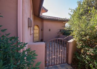 Foreclosure Home in Sedona, AZ, 86336,  N ROAN CT ID: F4070199