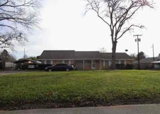 Casa en ejecución hipotecaria in Jacksonville, TX, 75766,  BONITA ST ID: F4072151