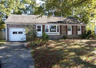 Foreclosure Home in Newport News, VA, 23608,  MONROE AVE ID: F4072184