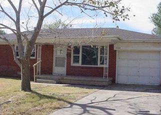 Casa en ejecución hipotecaria in Pampa, TX, 79065,  N CHRISTY ST ID: F4072534