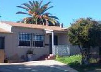 Foreclosure Home in San Diego, CA, 92114,  IONA DR ID: F4074370