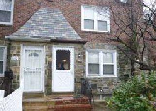 Casa en ejecución hipotecaria in Upper Darby, PA, 19082,  PINE ST ID: F4075968