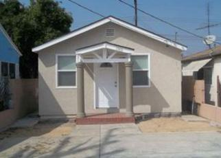 Foreclosure Home in Downey, CA, 90242,  BIXLER AVE ID: F4077028