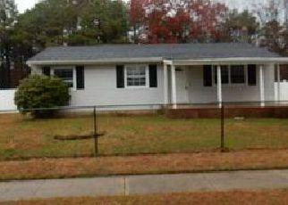 Casa en ejecución hipotecaria in Egg Harbor Township, NJ, 08234,  EAGON AVE ID: F4077828