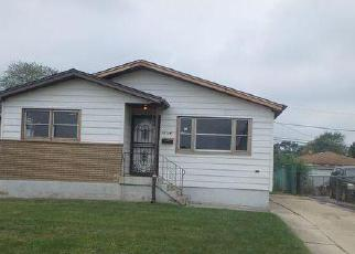 Casa en ejecución hipotecaria in Dolton, IL, 60419,  CHAMPLAIN AVE ID: F4079546