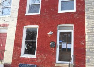 Foreclosure Home in Baltimore, MD, 21230,  CARROLL ST ID: F4080369