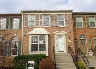 Casa en ejecución hipotecaria in Alexandria, VA, 22315,  WALKERS CROFT WAY ID: F4080668