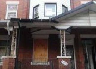 Casa en ejecución hipotecaria in Philadelphia, PA, 19140,  ESTAUGH ST ID: F4081247