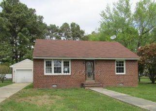 Casa en ejecución hipotecaria in Somerset Condado, MD ID: F4081855