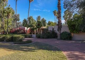Casa en ejecución hipotecaria in Paradise Valley, AZ, 85253,  N FOOTHILLS MANOR DR ID: F4084052