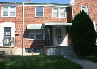 Foreclosure Home in Baltimore, MD, 21239,  HEATHFIELD RD ID: F4084983