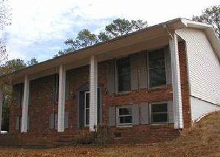 Foreclosure Home in Anniston, AL, 36206,  OAK RD ID: F4086460