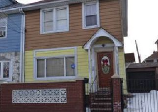 Foreclosure Home in Brooklyn, NY, 11203,  E 43RD ST ID: F4088027