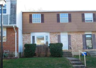 Foreclosure Home in Glen Burnie, MD, 21061,  LONG TOWNE CT ID: F4088559