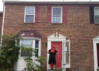 Casa en ejecución hipotecaria in Pasadena, MD, 21122,  MEADOW WICK CT ID: F4088727