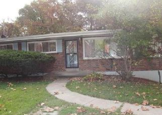Foreclosure Home in Saint Louis, MO, 63121,  WINCHESTER DR ID: F4091186