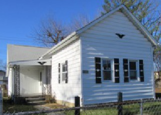 Foreclosure Home in Marion, IN, 46953,  S MCCLURE ST ID: F4092036
