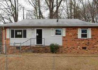 Foreclosure Home in Durham, NC, 27704,  WARING ST ID: F4092245