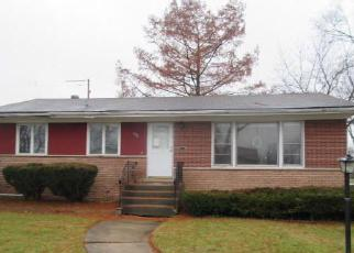 Foreclosure Home in Chicago Heights, IL, 60411,  N MANCHESTER DR ID: F4092836