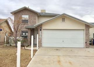Foreclosure Home in El Paso, TX, 79938,  TIERRA NEGRA DR ID: F4092840