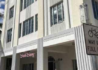 Casa en ejecución hipotecaria in Miami Beach, FL, 33139,  COLLINS AVE ID: F4093389