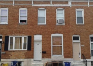 Foreclosure Home in Baltimore, MD, 21223,  GLYNDON AVE ID: F4093476