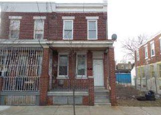 Casa en ejecución hipotecaria in Camden, NJ, 08104,  LANSDOWNE AVE ID: F4097197