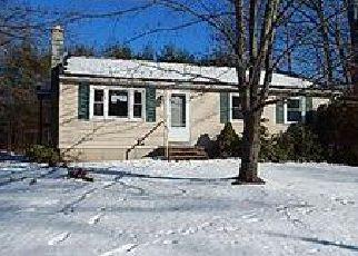 Foreclosure Home in Athol, MA, 01331,  RIDGE RD ID: F4097844