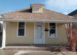 Foreclosure Home in Pueblo, CO, 81004,  CEDAR ST ID: F4099346