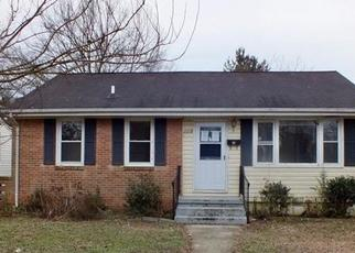 Foreclosure Home in Petersburg, VA, 23803,  N WHITEHILL DR ID: F4100071
