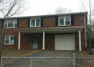 Foreclosure Home in Clarksville, TN, 37042,  DOMINION DR ID: F4100464
