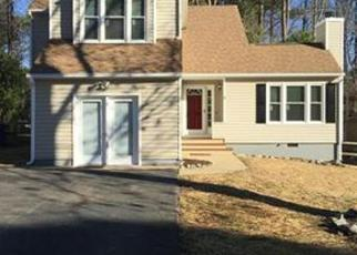 Foreclosure Home in Chesterfield county, VA ID: F4101514