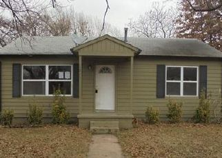 Foreclosure Home in Tulsa, OK, 74110,  N DELAWARE PL ID: F4101643