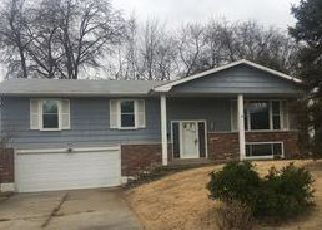 Foreclosure Home in Saint Charles, MO, 63301,  S CARDINAL LN ID: F4101734