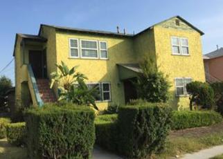 Foreclosure Home in Los Angeles, CA, 90047,  S VAN NESS AVE ID: F4101919