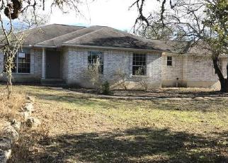 Casa en ejecución hipotecaria in Comal Condado, TX ID: F4102468