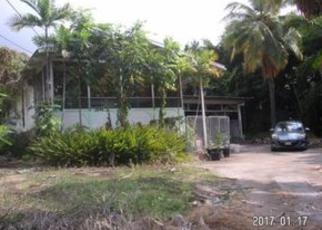 Foreclosure Home in Kailua Kona, HI, 96740, -6272 PLUMERIA RD ID: F4103355