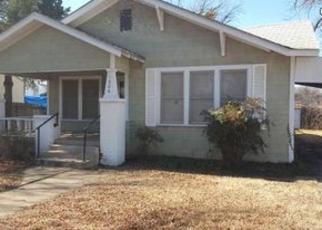 Foreclosure Home in Wichita Falls, TX, 76309,  HARRISON ST ID: F4103996