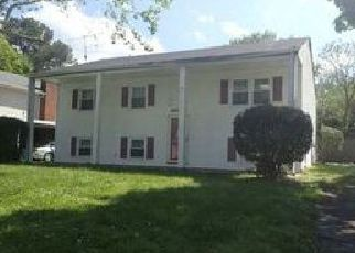Foreclosure Home in Petersburg, VA, 23803,  COLLEGE PARK AVE ID: F4104054