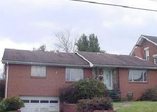 Foreclosure Home in Fairmont, WV, 26554,  MARYLAND AVE ID: F4104117