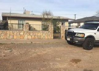 Foreclosure Home in El Paso, TX, 79930,  PORTER AVE ID: F4104140