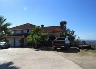 Foreclosure Home in Fallbrook, CA, 92028,  INDIAN VIEW DR ID: F4104592