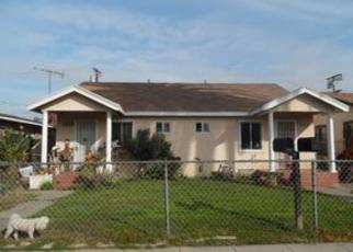 Foreclosure Home in Los Angeles, CA, 90047,  W 58TH PL ID: F4106620